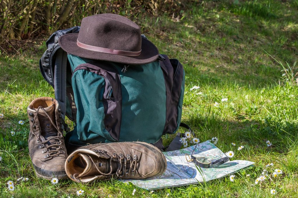 backpacking basics